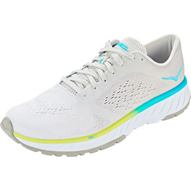 Hoka One One Cavu 2 Laufschuhe Damen white/nimbus cloud